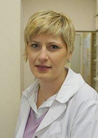 Porträtfoto von Frau Groß