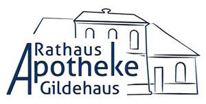 Logo der Rathaus-Apotheke Gildehaus
