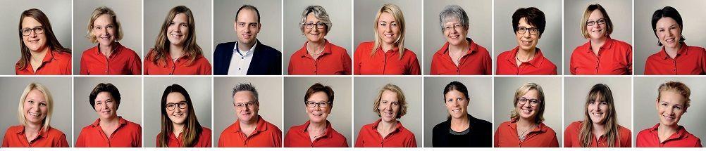 Team der Rathaus-Apotheke Gildehaus
