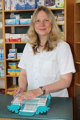 Porträtfoto von Antje Richter