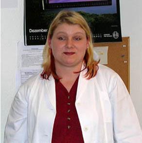 Porträtfoto von Astrid Pfleger