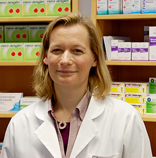 Porträtfoto von Katja Stäblein