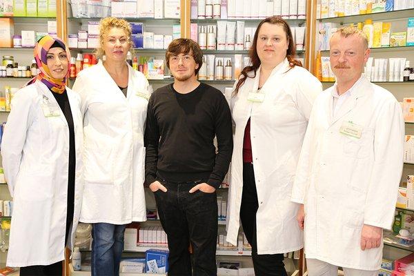 Team der Pichelsdorf Apotheke