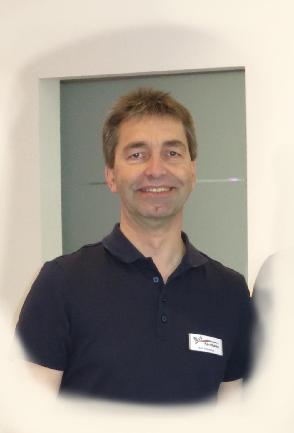 Porträtfoto von Ralf Höbener
