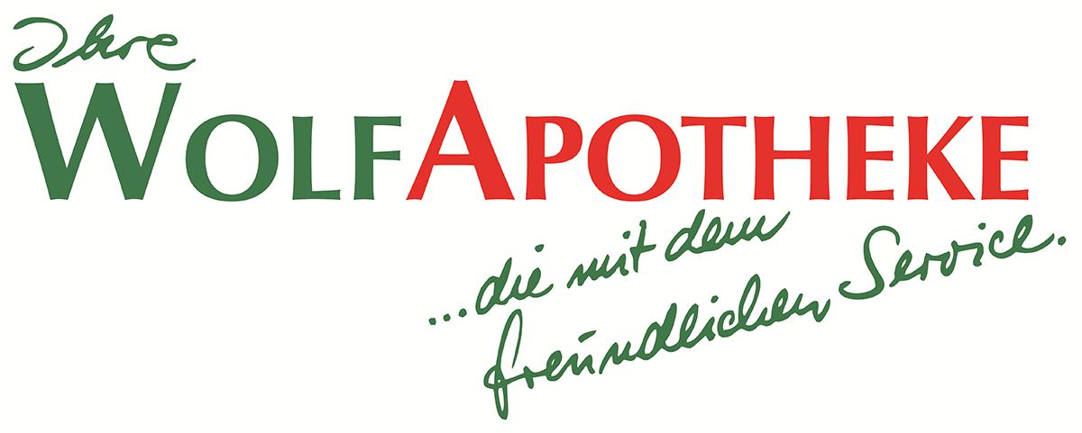 Logo der Wolf-Apotheke