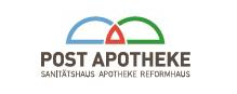 Logo der Post-Apotheke Reformhaus & Sanitätshaus
