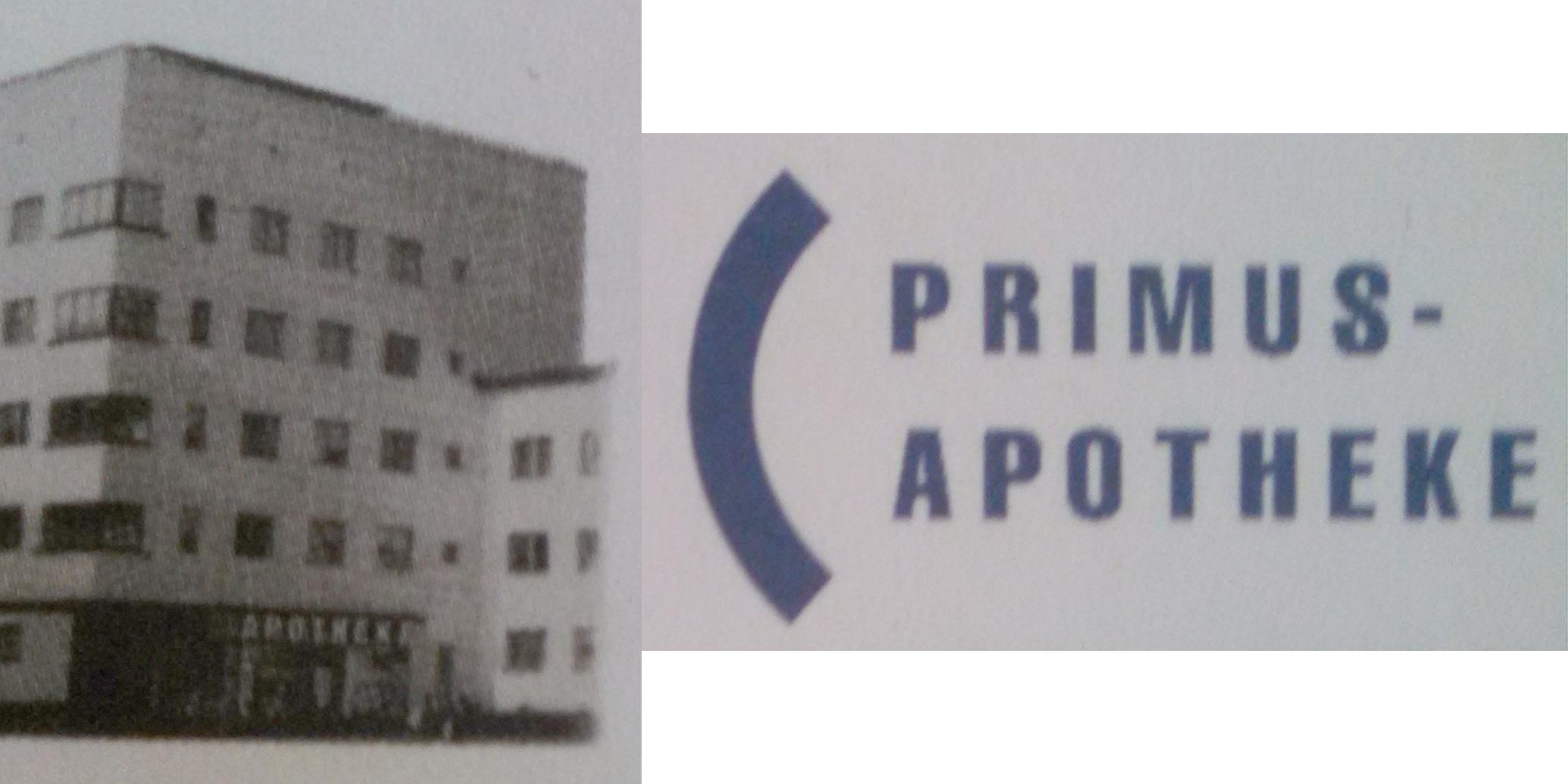 Logo Primus-Apotheke