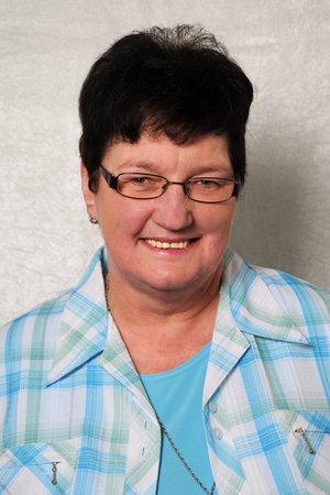 Porträtfoto von Frau Enz
