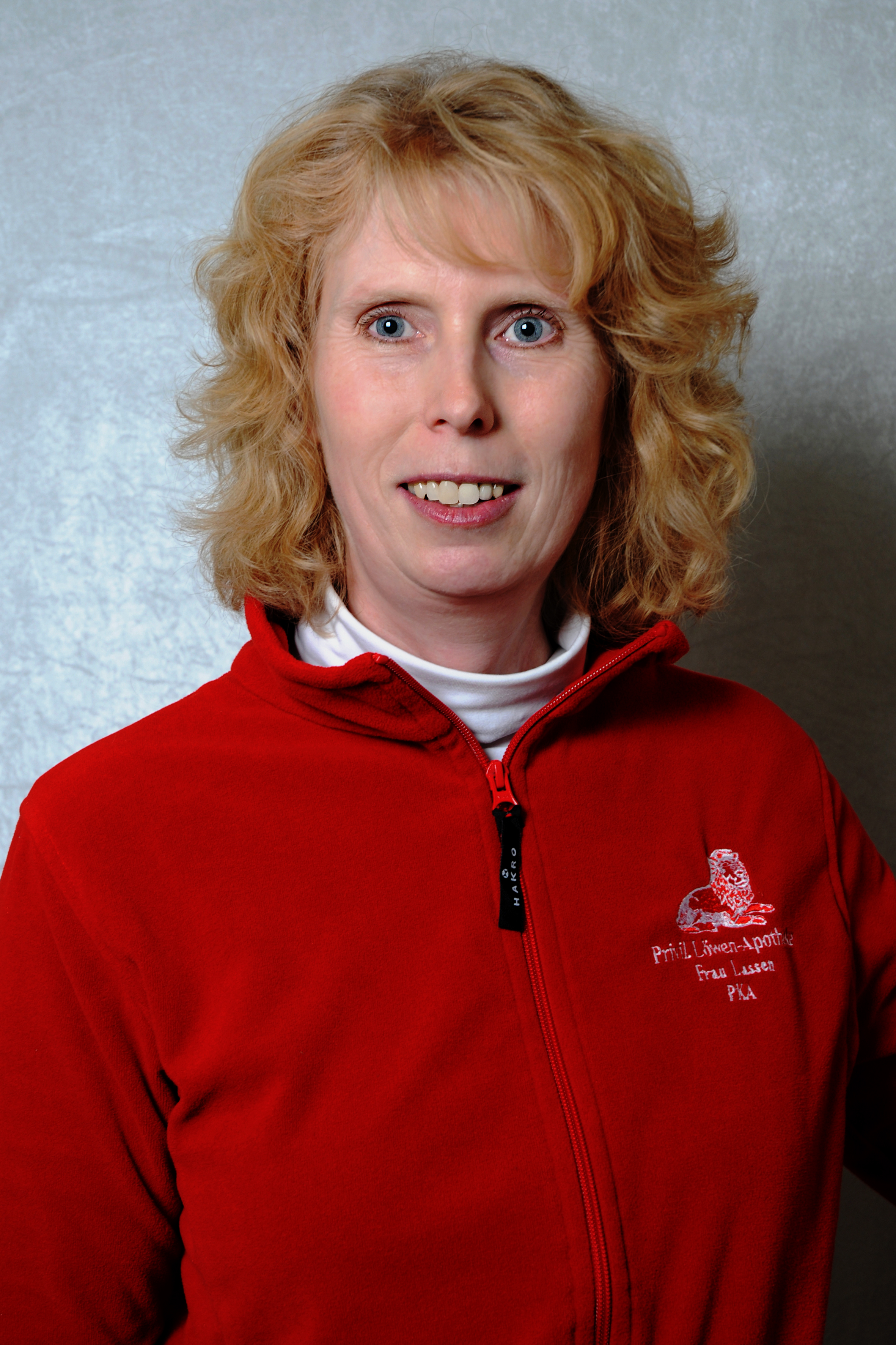 Porträtfoto von Frau Lassen