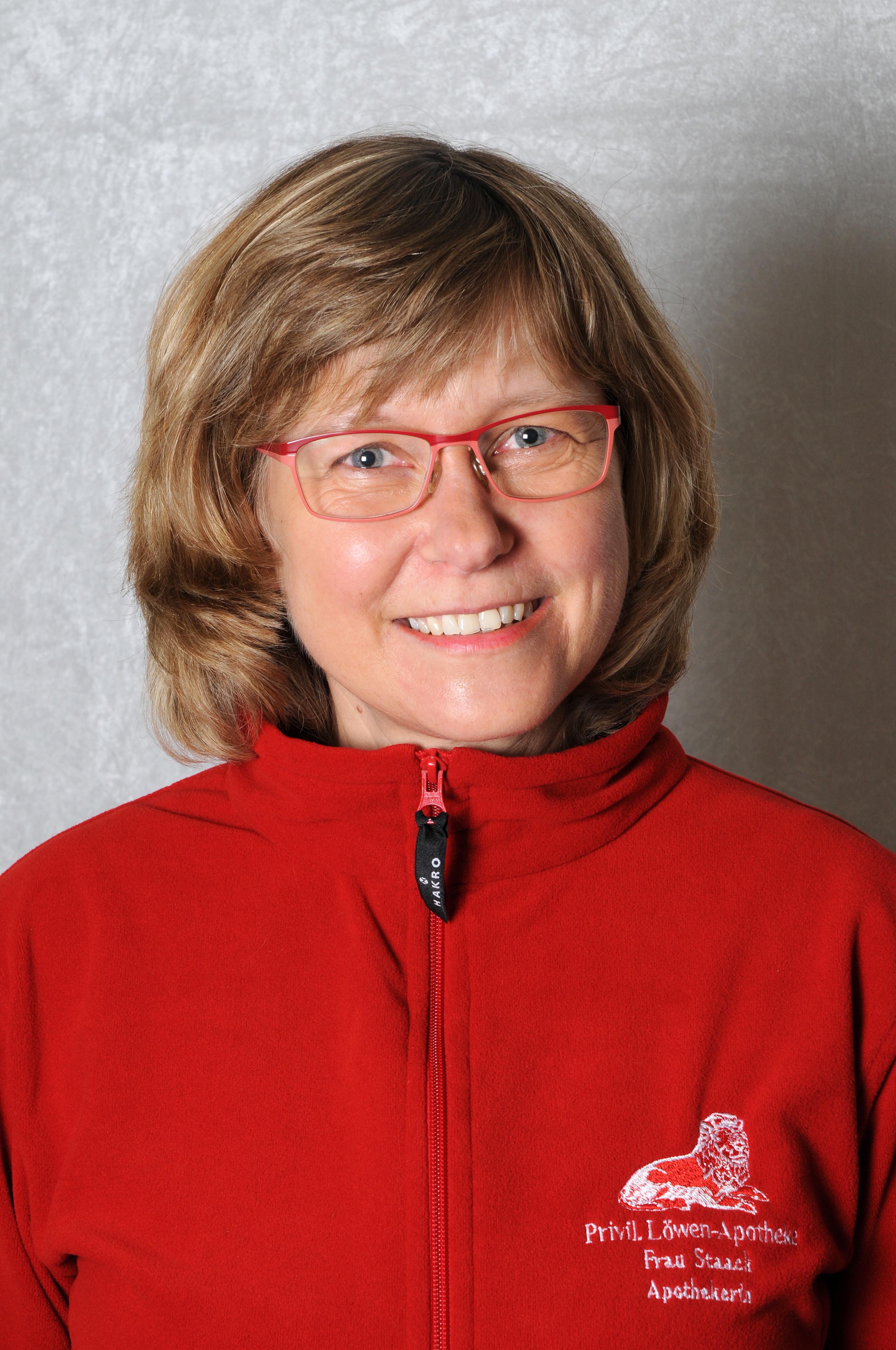 Porträtfoto von Frau Staack