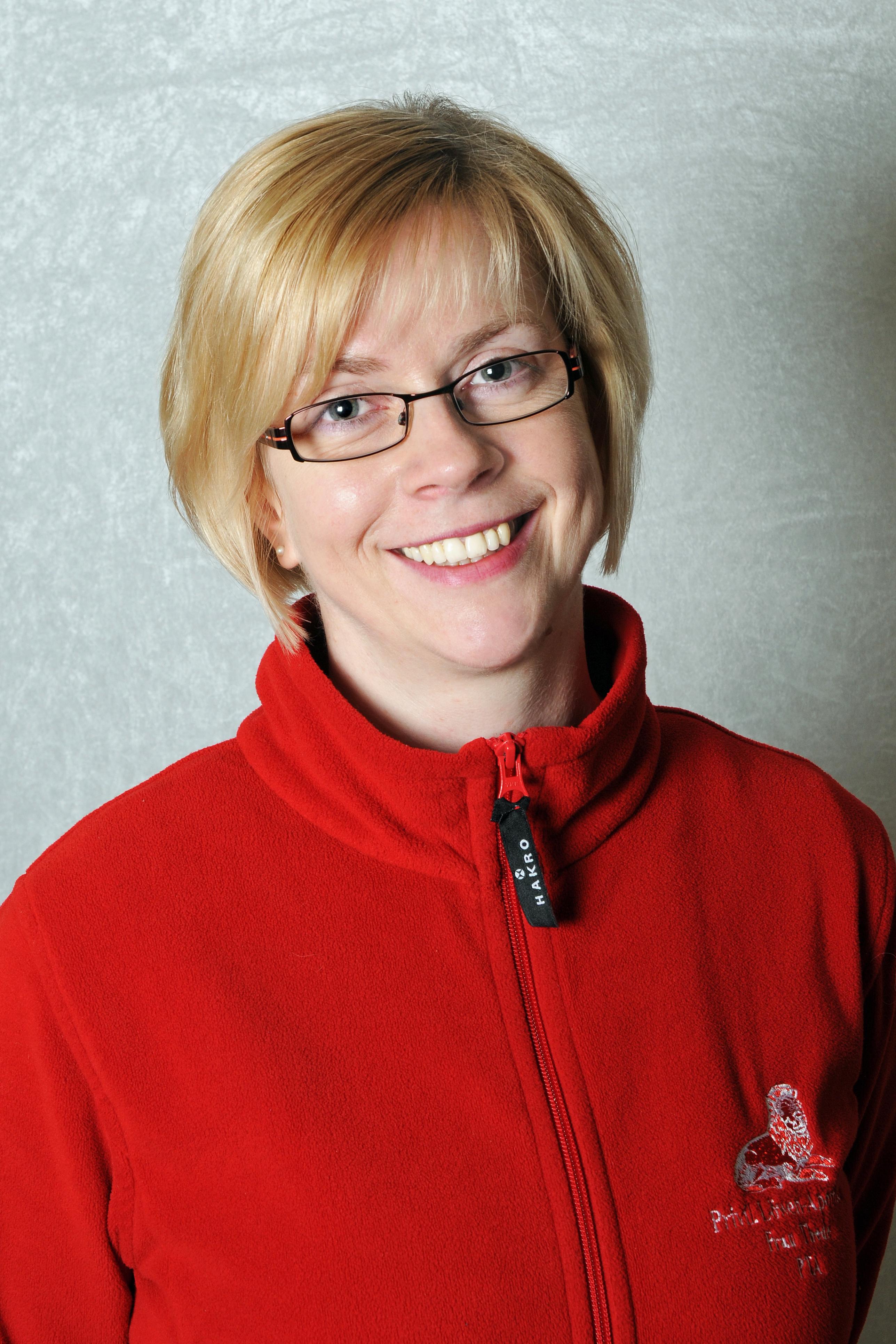 Porträtfoto von Frau Thede