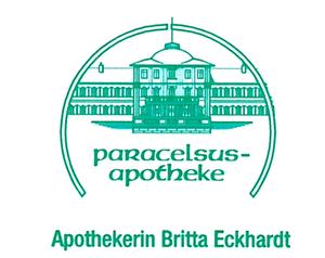 Logo der Paracelsus-Apotheke Plieningen