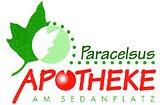 Logo der Paracelsus-Apotheke am Sedanplatz