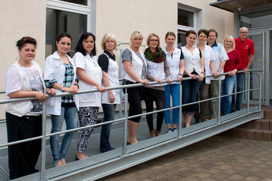 Team der Paracelsus-Apotheke OHG