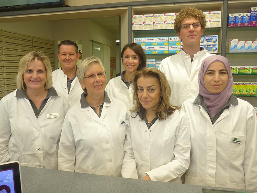 Team der Park-Apotheke, Lohmanns Apotheken OHG
