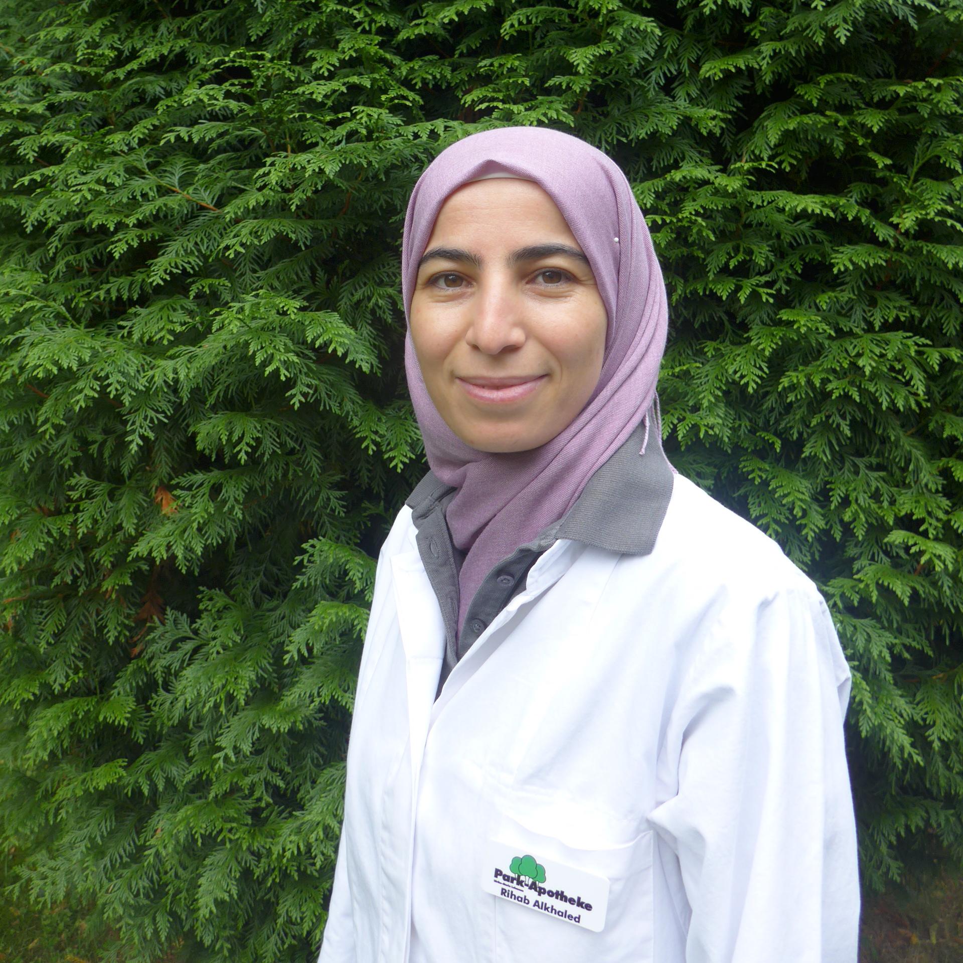 Porträtfoto von R. Alkhaled