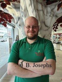 Porträtfoto von Bernd Josephs