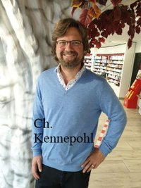 Porträtfoto von Christian Kennepohl