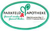 Logo der Parkfeld-Apotheke