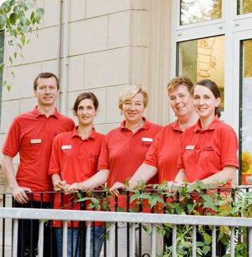 Team der Paulus-Apotheke