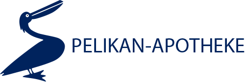 Logo der Pelikan-Apotheke