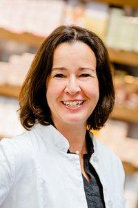 Porträtfoto von Frau Posner