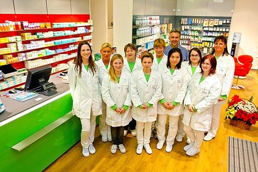 Team der Petri-Apotheke