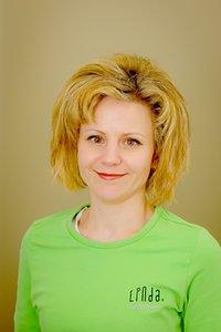 Porträtfoto von Frau Ludmilla Kunz