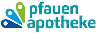 Logo der Pfauen-Apotheke