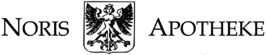Logo der Noris-Apotheke
