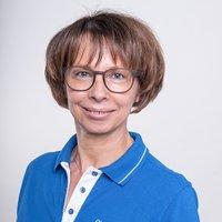 Porträtfoto von Christel Gausselmann
