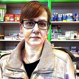 Porträtfoto von Fr. Silvia Jess