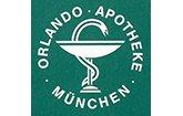 Logo der Orlando-Apotheke