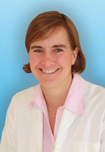 Porträtfoto von Heike Meinert