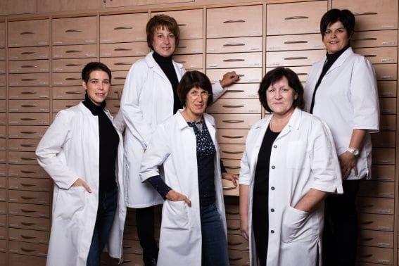 Team der Pachtener-Apotheke