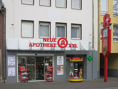apotheken notdienst düren