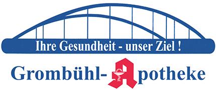 Logo der Grombühl-Apotheke