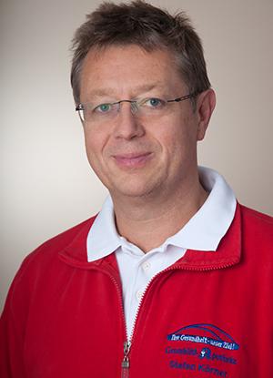 Porträtfoto von Stefan Körner
