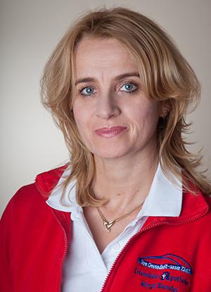 Porträtfoto von Birgit Bendel