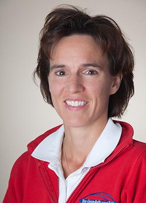 Porträtfoto von Daniela Ohlicher - Bräunel