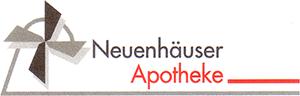 Logo der Neuenhäuser Apotheke