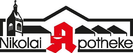 Logo der Nikolai-Apotheke