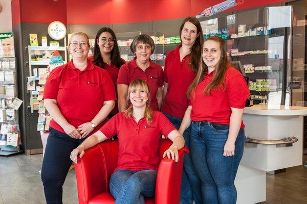 Team der Nikolaus-Apotheke