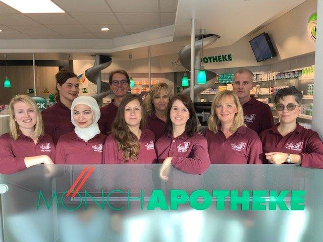 Team der Mönch-Apotheke