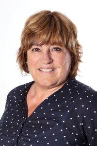 Porträtfoto von Hannelore Striegan