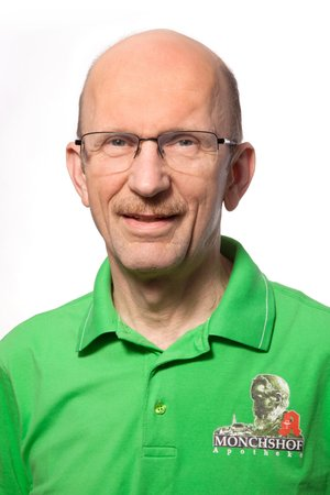 Porträtfoto von Franz Krzystek
