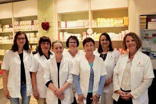 Team der Möwen-Apotheke
