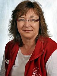 Porträtfoto von Anja Tiedemann