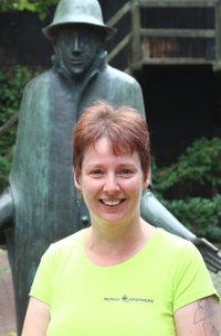 Porträtfoto von Frau Nancy Kretschmann