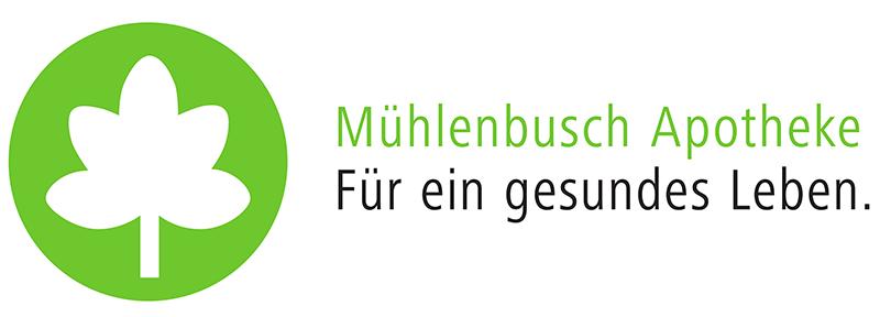 Logo der Mühlenbusch-Apotheke